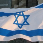 Israel.flag.waving